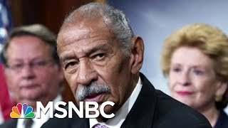 Sexual Misconduct Allegations Surround Representative John Conyers | MSNBC