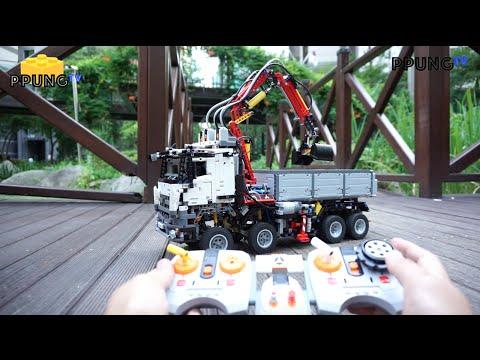 Lego Kran 42009 Ultimate Videomoviles Com