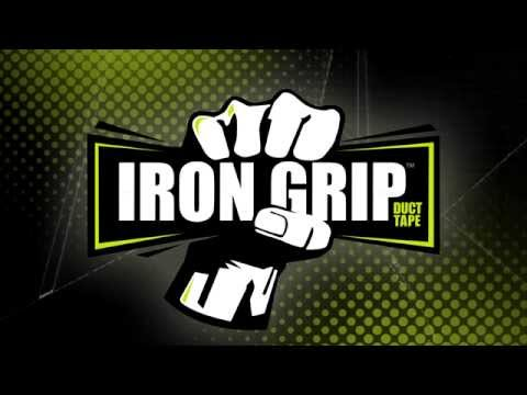 Iron Grip Duct Tape from IPG