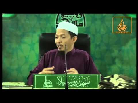 Kuliah Maghrib YB Ustaz Nik Muhammad Abduh Nik Abdul Aziz