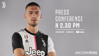 🔴? LIVE: MERIH DEMIRAL'S JUVENTUS PRESS CONFERENCE