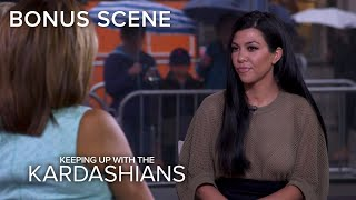 KUWTK | Kourtney Meets With Kathie Lee & Hoda in NYC | E!