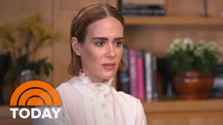 Sarah Paulson And Charlize Theron On Hollywood And #MeToo | TODAY
