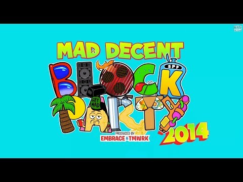 mad decent block party 2014 trailer youtube