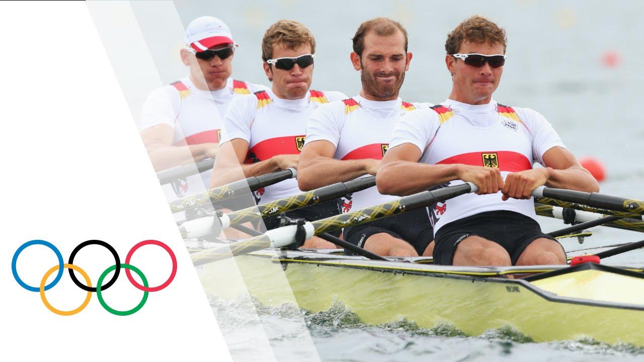 Men's Quadruple Sculls Rowing Final Replay - London 2012 ...