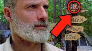 Walking Dead Season 9 Trailer BREAKDOWN! Details You Missed! #SDCC #NerdTalk