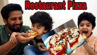 Restaurant കാർ ചോദിച്ച pizza sauce കൊണ്ടൊരു pizza അതും fry pan ചെയ്തത്    chef shameem pizza