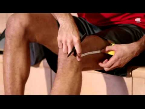 Bauerfeind Genutrain Knee Brace Sizing Video