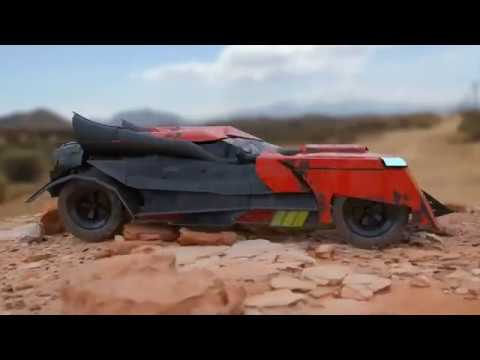 3D Car modeling / animation by Eon Hustle