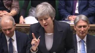 Prime Minister's Questions: 5 December 2018