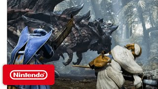 Monster Hunter Generations - Opening Cinematic Trailer