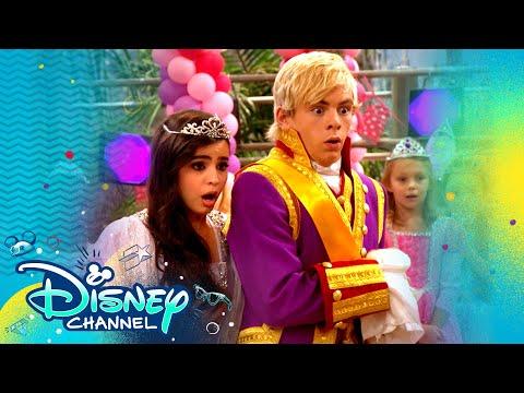 Sofia Carson Guest Stars! 😍   Throwback Thursday   Austin & Ally   Disney Channel