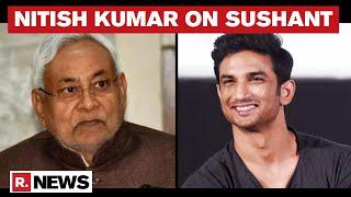 CBI probe if actor Sushant's family asks so, says Bihar CM..