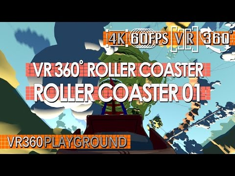 VR 360? Roller Coaster VR360 Playground