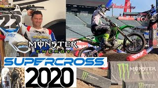 EVERYTHING YOU NEED TO KNOW ABOUT THE 2020 AMA SUPERCROSS SEASON! CHAD REED SAYS GOODBYE, TOMAC FAST