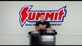 Exhaust Back Pressure and Diameter - Summit Racing Quick Flicks