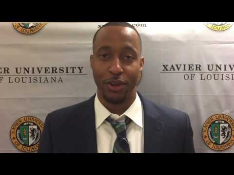 XULA Mens Basketball Coach Post-game Interview