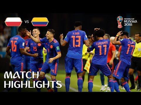 Poland v Colombia 0-3