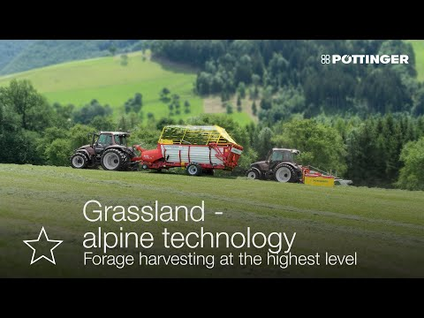 New video: Grassland - alpine technology