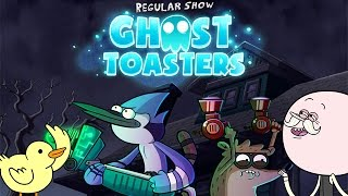 REGULAR SHOW - Ghost Toasters (Chapter 2 House) - iOS Gameplay