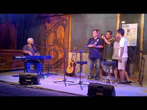 (140903) 胡德夫 - 太平洋的風 + 美麗島 @ 鐵花村 唱作聚家