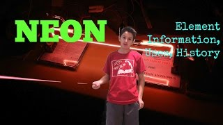 Neon - Element Information, Uses, History