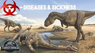 Will Dinosaurs Spread Viruses To Humans on Mainland?   Jurassic World 3 Theory