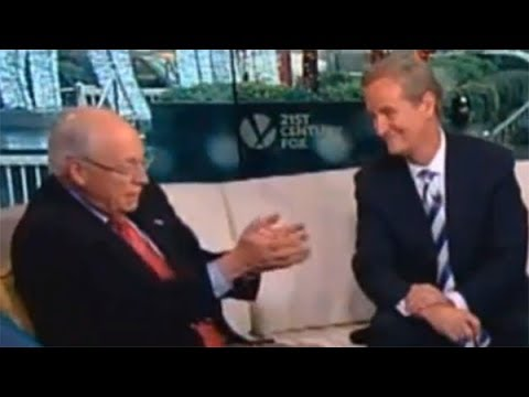 Dick Cheney Gets Awkward On Fox & Friends Over NSA Spying - Smashpipe News
