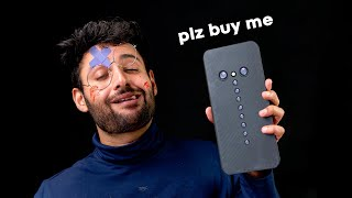 if smartphone commercials were EXTREMELY honest.