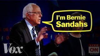 Bernie Sanders' accent, explained