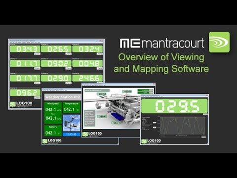 Overview of T24LOG100 Viewing & Mapping Software (Part 1)