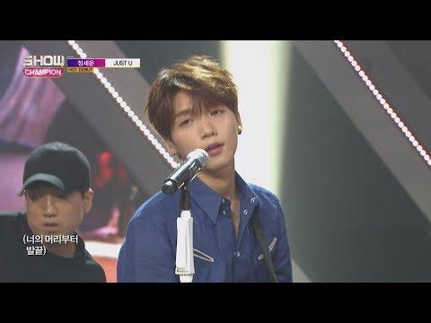 Show Champion EP.244 JEONG SEWOON - JUST U [정세운 - 저스트 유]
