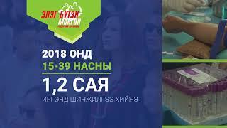 Элэг Бүтэн Монгол - Үндэсний хөтөлбөр