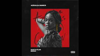 Azealia Banks - God's Plan (Remix)