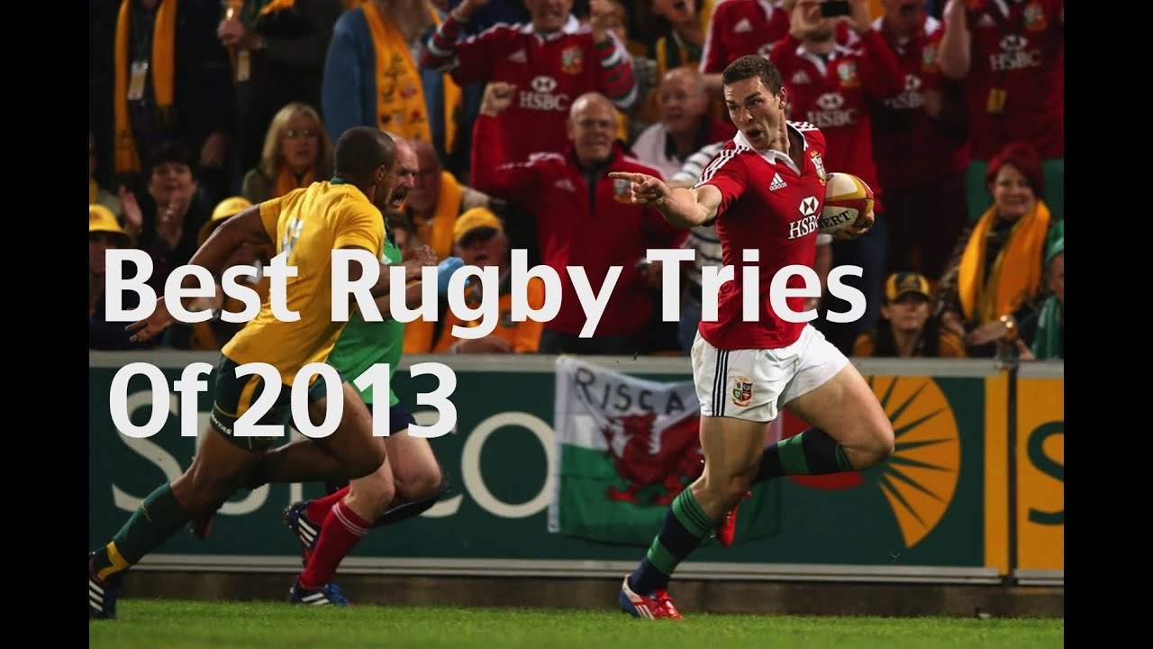 best rugby tries of 2013 youtube. Black Bedroom Furniture Sets. Home Design Ideas