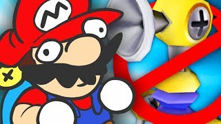 Can You Beat Super Mario Sunshine WITHOUT Fludd?