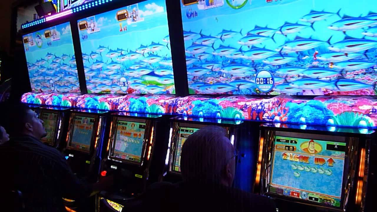 Fish Slot Machine