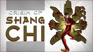 Origin of Shang-Chi