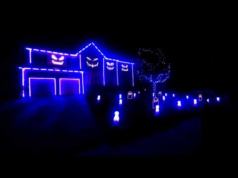 Baixar Halloween Light Show 2013 - Blurred Lines