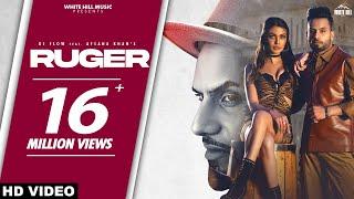 Ruger – DJ Flow – Afsana Khan Ft Happy Raikoti Video HD
