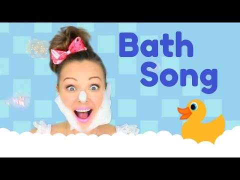 Bath Time Song - The Bath Song + More! | Super Simple Songs