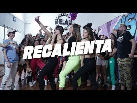 RECALIENTA - Emilia | Choreography by Emir Abdul Gani