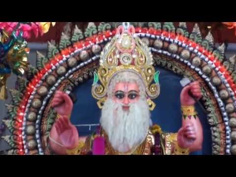 Vishwakarma Puja in 2010 Vishwakarma Puja in Shaktinagr