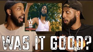 "J COLE ""ALBUM OF THE YEAR"" FREESTYLE REACTION AND REVIEW #MALLORYBROS 4K"