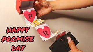 HAPPY PROMISE DAY / DIY / PROMISE DAY GIFT IDEA