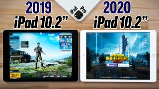 "2019 vs 2020 iPad 10.2"" vs iPad Pro - Gaming Comparison!"