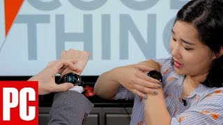 Samsung Gear Sport: One Cool Thing