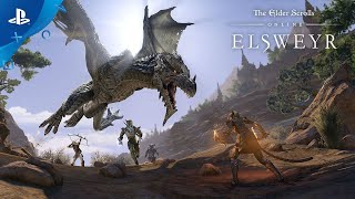 The elder scrolls online: elsweyr :  bande-annonce