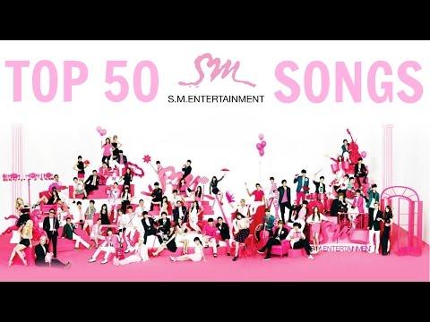 Top 50 SM Entertainment Songs