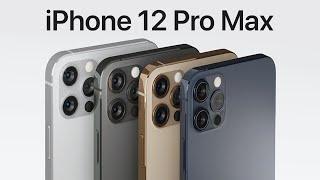 iPhone 12 Pro Max – НАСТОЯЩИЙ ФЛАГМАН